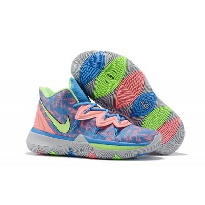 Nike Kyrie 5 Playoffs Mamba Royal Pink Shoes