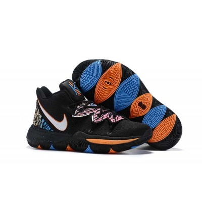 Nike Kyrie 5 Black Pink Shoes