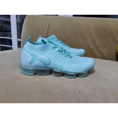 Nike Air VaporMax Flyknit Tiffany Blue Shoes