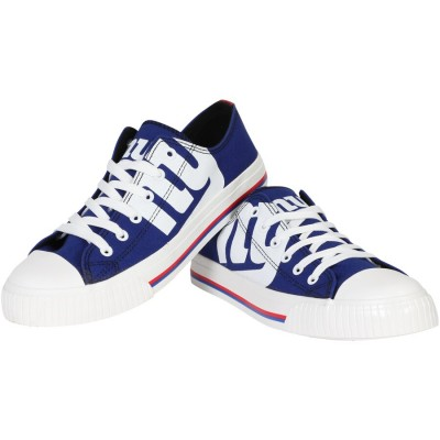 NFL New York Giants Repeat Print Low Top Sneakers 006