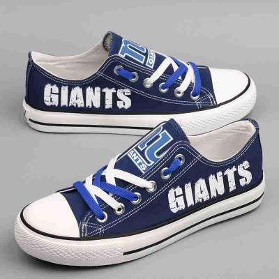 NFL New York Giants Repeat Print Low Top Sneakers 003 002