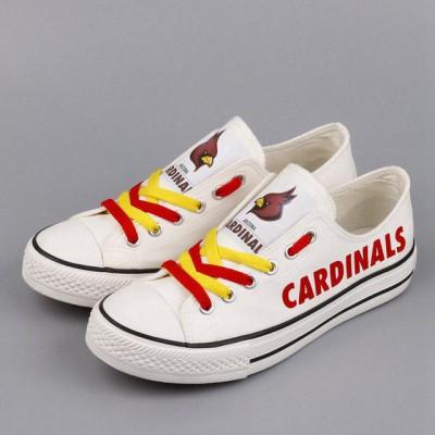 NFL Arizona Cardinals Repeat Print Low Top Sneakers 002