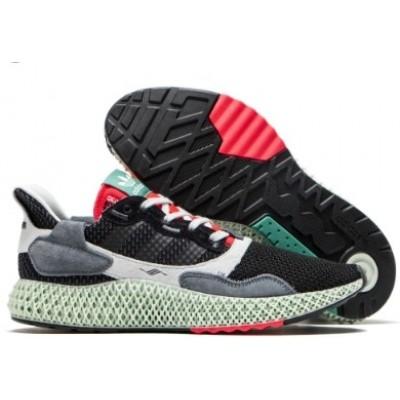 Adidas ZX 4000 4D Multicolor Shoes