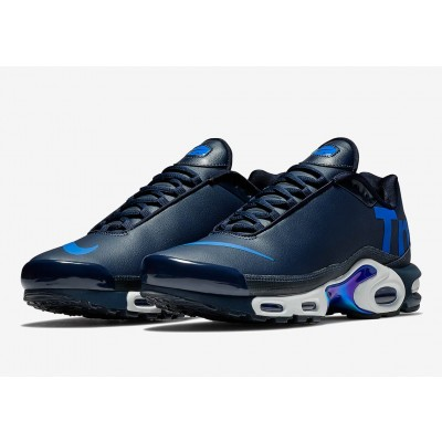 Nike Mercurial TN Navy Blue Shoes