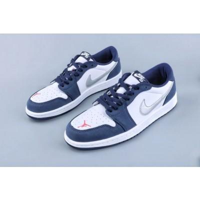 Air Jordan 1 Navy low SB Shoes