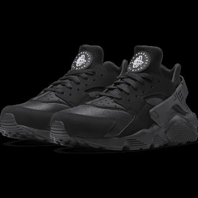 Nike Air Huarache Triple Black Shoes