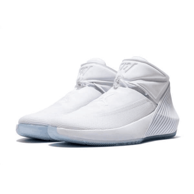 Russell Westbrook Jordan Why Not White Shoes