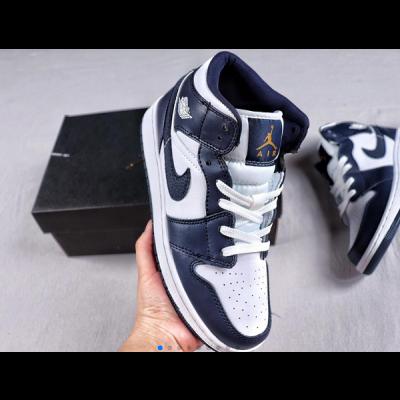 Air Jordan 1 Mid top 3 Shoes