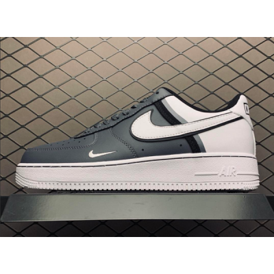 Air Force 1 Grey white low shoes