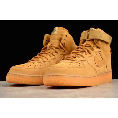 Air Force 1 High wheat Shoes