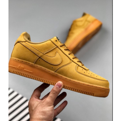 Air Force 1 wheat Low Shoes