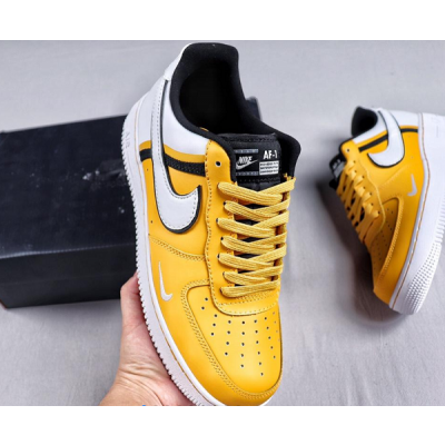 Nike Air Force 1 Low Yellow Shoes