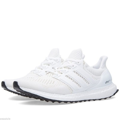 Adidas Ultra Boost White Shoes