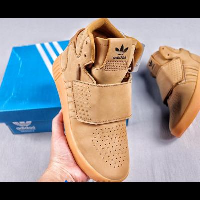 Adidas Tubular Invader 750 Brown Shoes