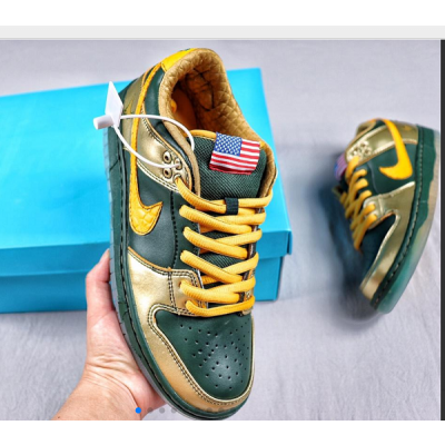 Nike SB Dunk Pro Low Doernbecher Shoes