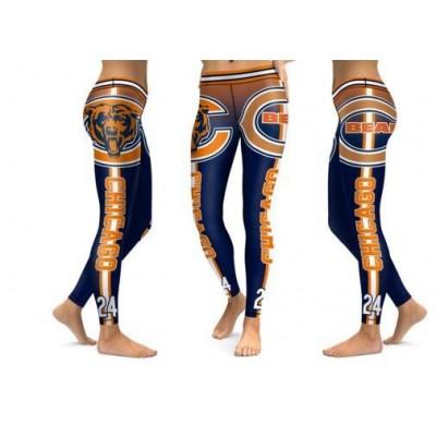 NFL Chicago Bears Women Leggings 1