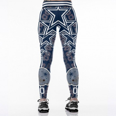 NFL Dallas Cowboys Women Leggings 3