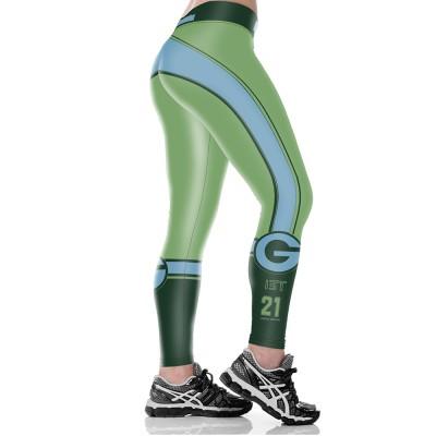 NFL Green Bay Packers Women Leggings