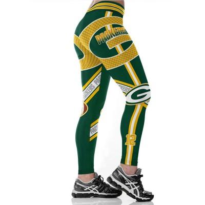 NFL Green Bay Packers Women Leggings 3