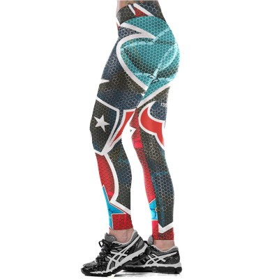 NFL Houston Texans Women Leggings