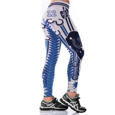 NFL Indianapolis Colts Women Leggings