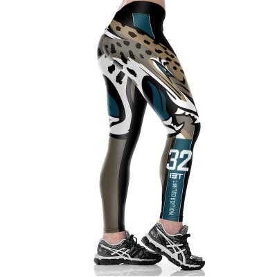 NFL Jacksonville Jaguars Women Leggings