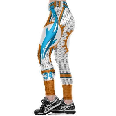 NFL Miami Dolphins Women Leggings