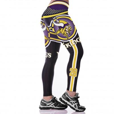 NFL Minnesota Vikings Women Leggings