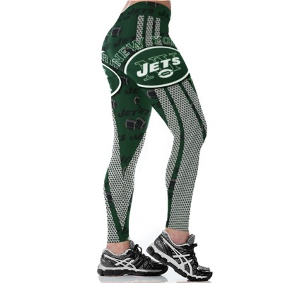 NFL New York Jets Women Leggings