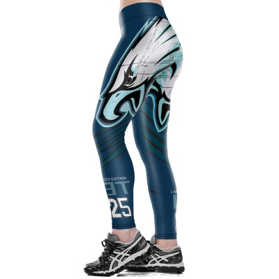 NFL Philadelphia Eagles Women Leggings 1