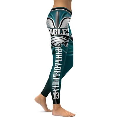 NFL Philadelphia Eagles Women Leggings 2