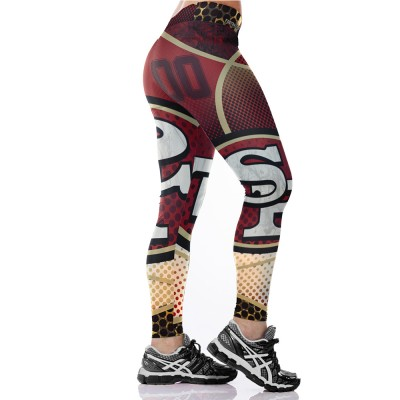 NFL San Francisco 49ers Women Leggings