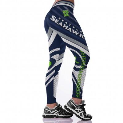 NFL Seattle Seahawks Women Leggings 2