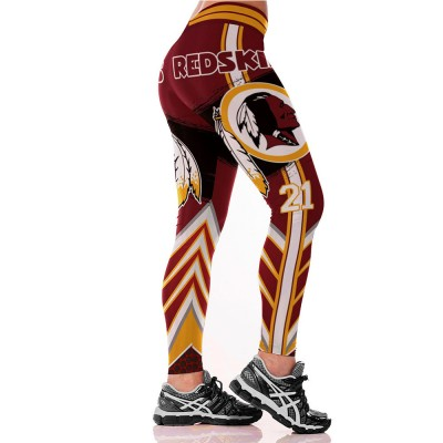 NFL Washington Redskins Women Leggings