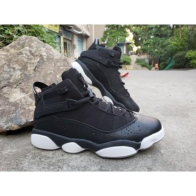 AIR jordan Six RINGS 6 BLACK Shoes