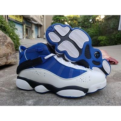 AIR jordan Six RINGS 6 Blue Shoes