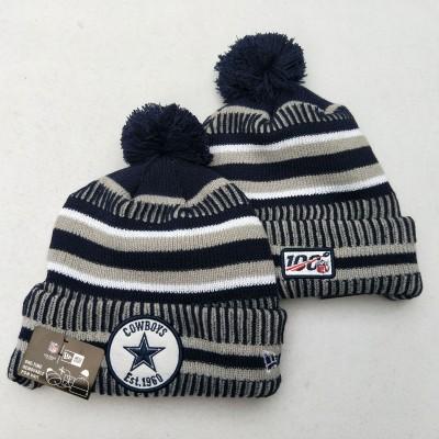 NFL Dallas Cowboys 100th Knit Hat