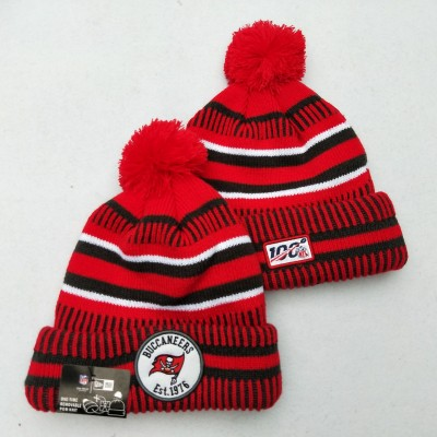 NFL Tampa Bay Buccaneers 100th Knit Hat