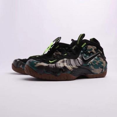 Nike Air Foamposite Camo Shoes