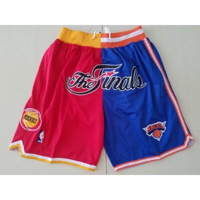 NBA Knicks Just don Shorts