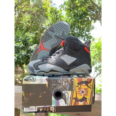 Air Jordan 6 Retro PSG Paris Saint-Germain Shoes