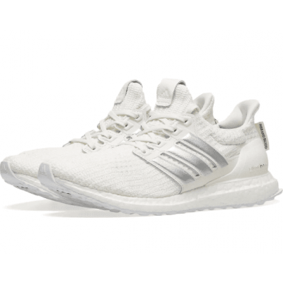 ADIDAS ULTRA BOOST X GAME OF THRONES White Shoes