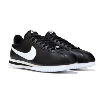 Nike Cortez Basic Dark Shoes