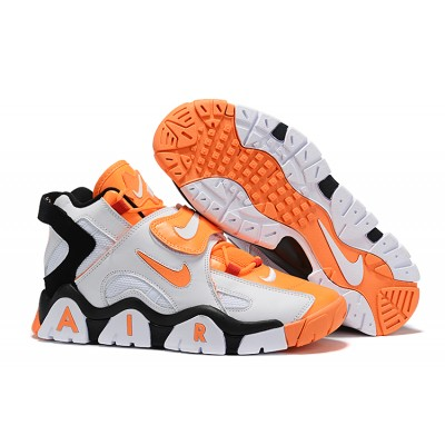 Nike Air Foamposite WHITE ORANGE SHOES