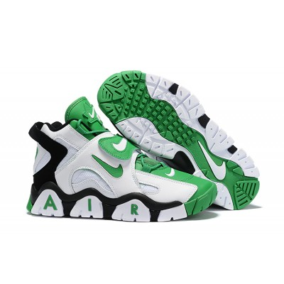 Nike Air Foamposite White Green Shoes