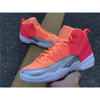 """A J12 GS """"Hot Punch"""" Shoes"""