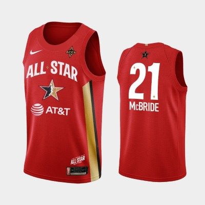 WNBA Las Vegas Aces Kayla McBride Red 2019 All-Star Game Jersey