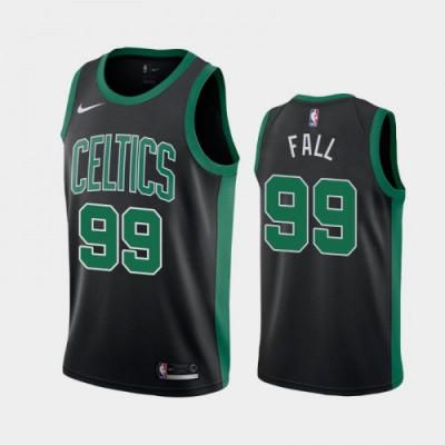 NBA Boston Celtics Tacko Fall 99 Black Nike Men Jersey