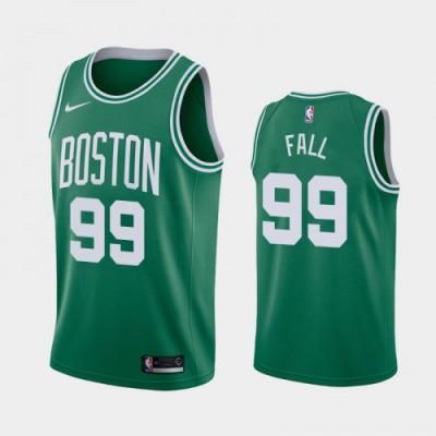 NBA Boston Celtics Tacko Fall 99 Green Nike Men Jersey