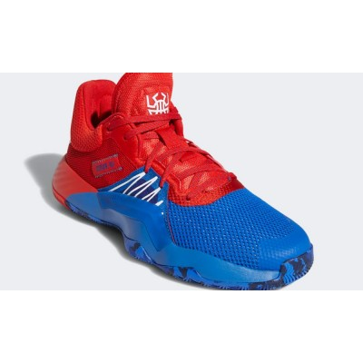 Adidas D.O.N. Issue 1 Marvel's Amazing Spider-Man Shoes